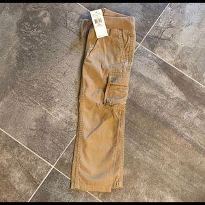 Toddler cargo pants